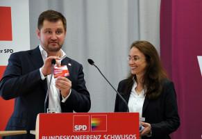 Bundeskonferenz der AG Schwule und Lesben in der SPD
