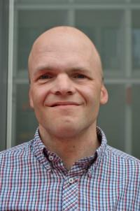 Michael Blödel, neuer Schwuso-Landesvorsitzender
