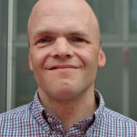 Schwuso-Landesvorsitzender Michael Blödel